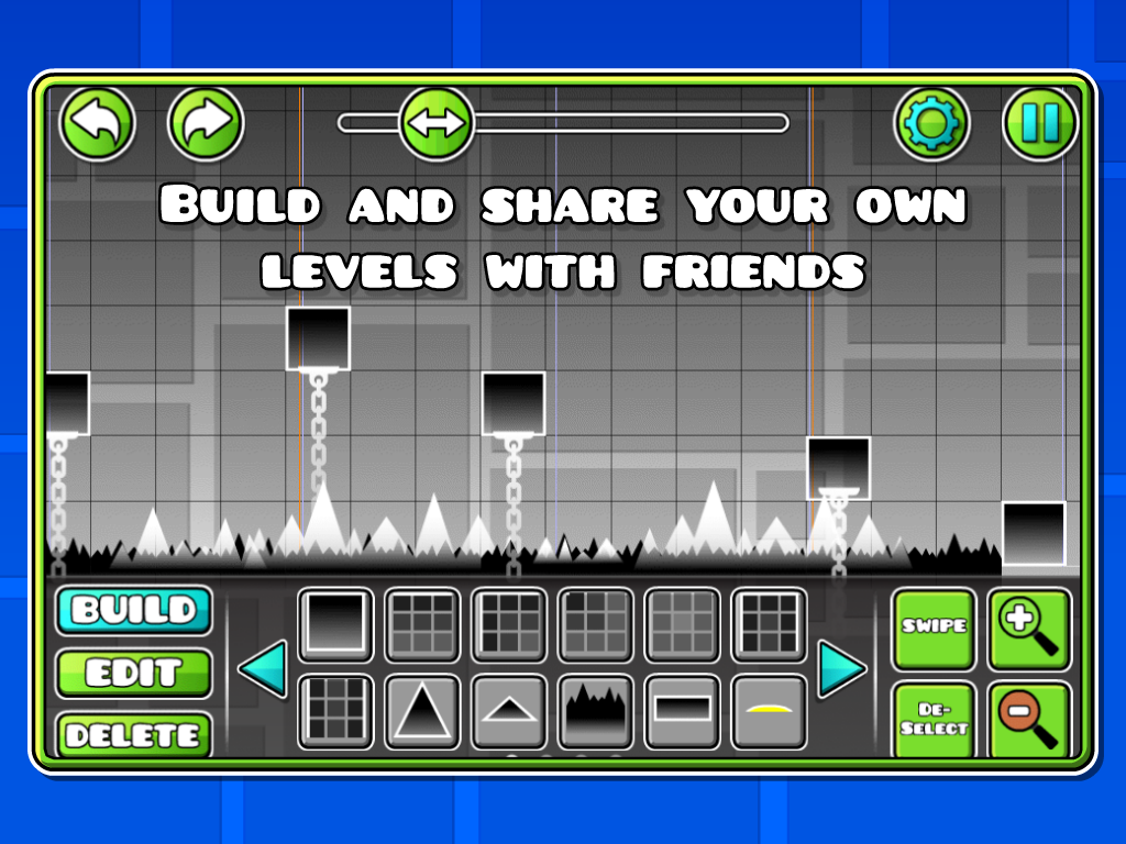 Geometry Dash screenshot #10