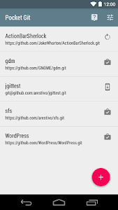 Pocket Git 1 5 (Paid) APK for Android