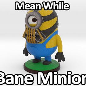 Bane Minion 2.5 Inch