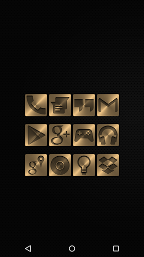 Gold - Icon Pack