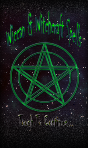 Wiccan Witchcraft Spells