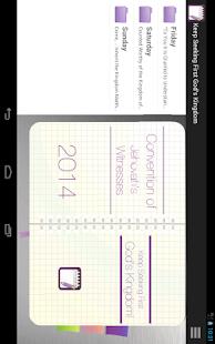 【免費生產應用App】JW Convention Notes-APP點子