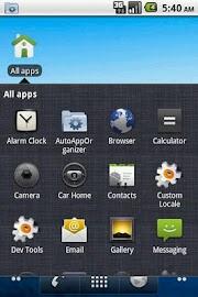 Auto App Organizer free Screenshot 3