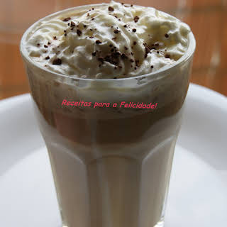 Frappe, or Iced Coffee.