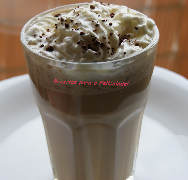Frappe, or Iced Coffee Recipe