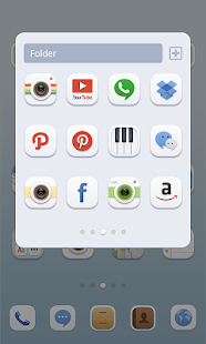 Soft Button dodol theme - screenshot thumbnail