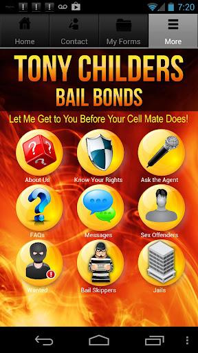 Tony Childers Bail Bonds