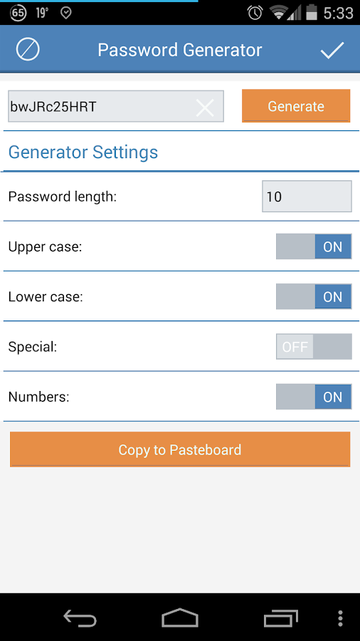 Password Depot - Password Safe- screenshot