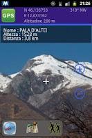 Screenshot of Mountain Live Explorer - ALPS