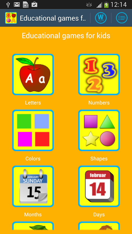 colors kids flashcards sounds android apps on google play