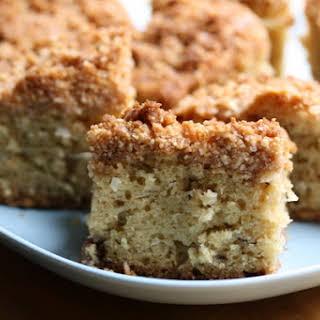 Banana-Coconut Crumb Cake.
