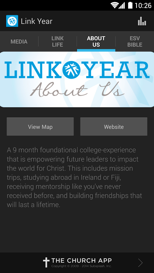 Link Year - screenshot