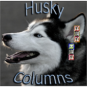 Exciting Husky columns