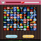 Link Same Icons Game