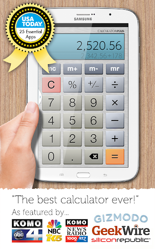 Calculator Plus for Android - Latest Version 5 2 4 | Free