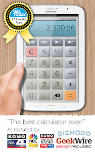 Calculator Plus v4.7.6