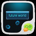 GO SMS PRO FUTUREWORLD THEME icon
