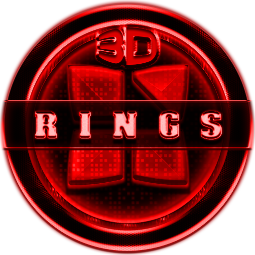 Next Launcher 3D Rrings Theme