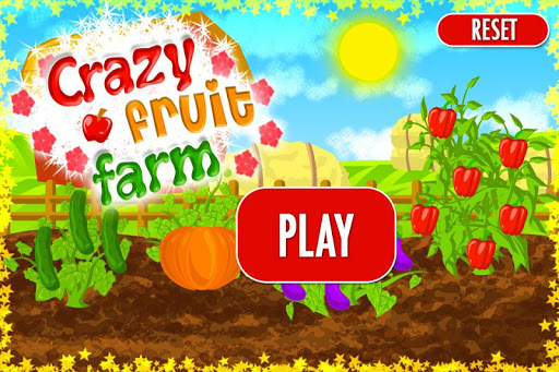 Planting fruit and vegetables