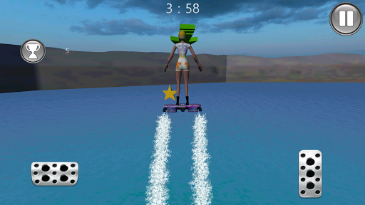 水上飞板模拟器3D