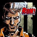 I Must Run! logo