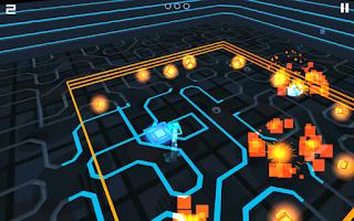 Screenshot of CYBERGON