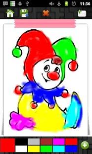 Kids Painter (LG Ranking 8)- screenshot thumbnail
