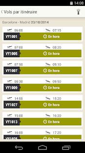 Vueling - Vols pas chers - screenshot thumbnail