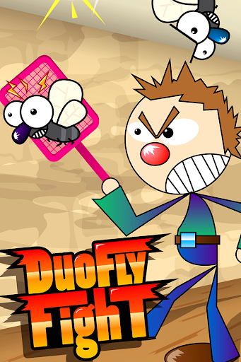 Duo Fly Fight - 扑灭两只苍蝇