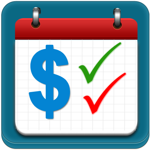 Bill Reminder Expense Tracker LOGO-APP點子