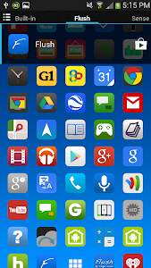 Flush icon pack v1.1.5