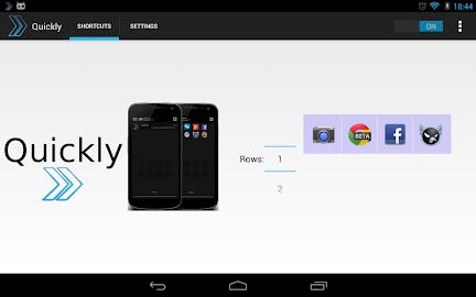 Quickly Notification Shortcuts Screenshot 18