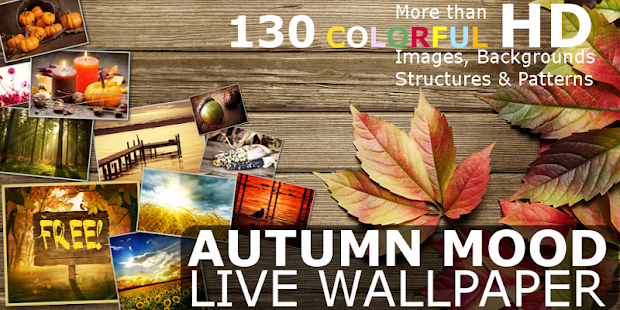 Autumn Mood Live Wallpaper - screenshot thumbnail