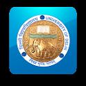Delhi University, SOL App icon