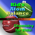 Kid's Atom Balance HD icon