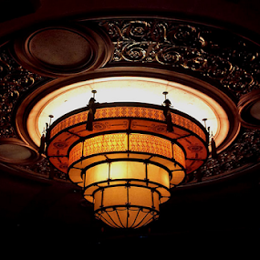 Art Deco Chandelier by Rich Havas - Buildings & Architecture Other Interior (  )