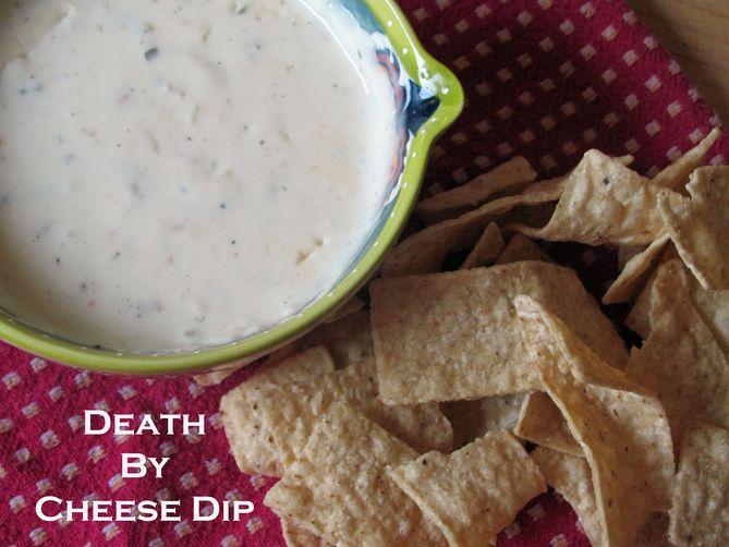 Death-by-Cheese Dip Recipe