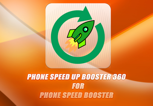 Phone speed up booster 360
