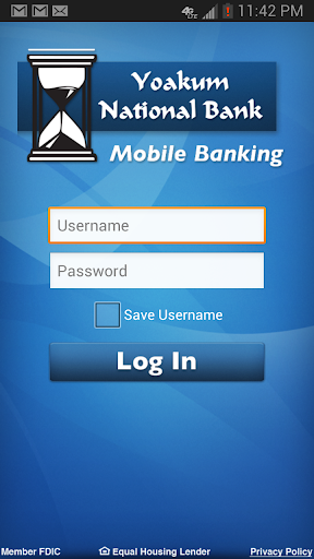 Yoakum National Bank Mobile