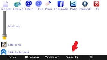 Screenshot of Ressam