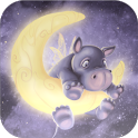 Sleepy Hippo Live Wallpaper Fr icon