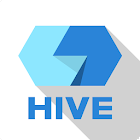 with HIVE icon