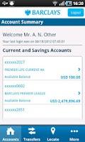 Screenshot of Barclays Zimbabwe
