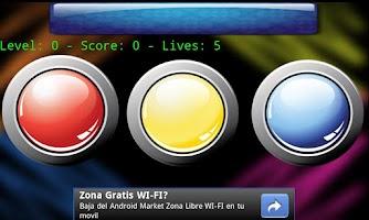 Screenshot of Random Colors