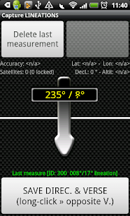 eGEO Compass Pro by IntGeoMod- screenshot thumbnail
