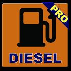 Cerca Distributori Diesel PRO icon