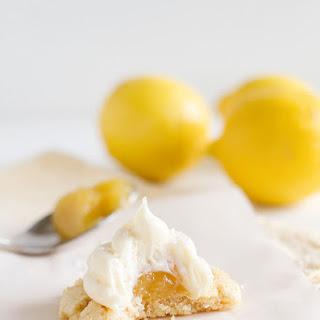 Lemon Marshmallow Cookies