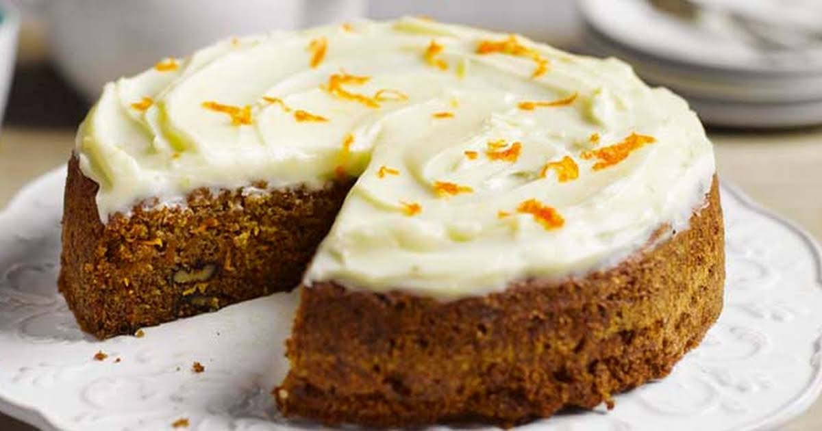 Carrot Cake Recipe Uk Bbc: 10 Best Carrot Cake Without Oil Recipes