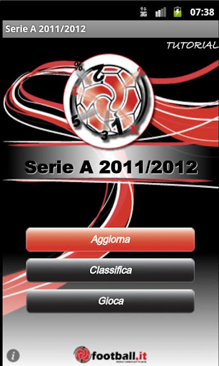 If Serie A 2012 - 2013