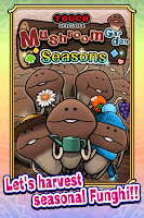Screenshot of Mushroom Garden Seasons